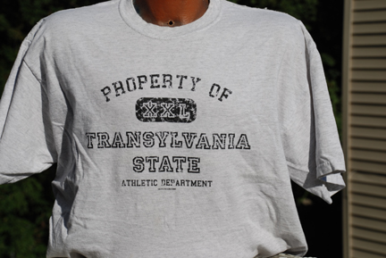 Transylvania State - Property of